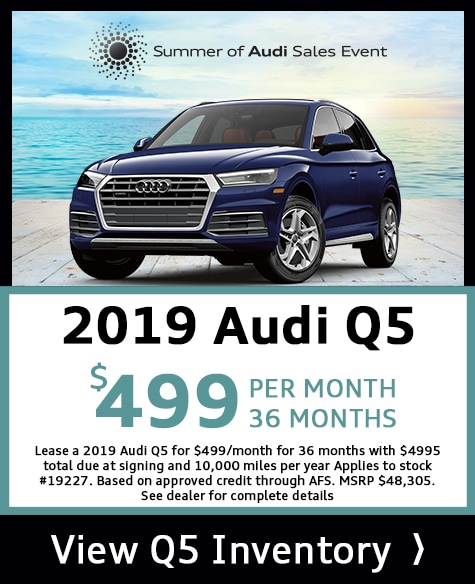 Audi Lease Deals >> Audi Lease Deals Incentives Asheville Nc Johnson City Tn