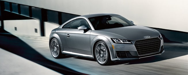 New 2017 Audi TT Coupe for sale in Asheville NC