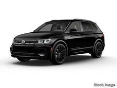 2021 Volkswagen Tiguan 2.0T SE R-Line Black SUV