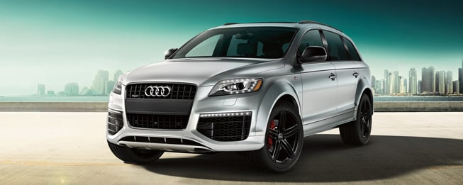 Used Audi Q For Sale Asheville NC Johnson City TN Price - Used cars for sale audi q7