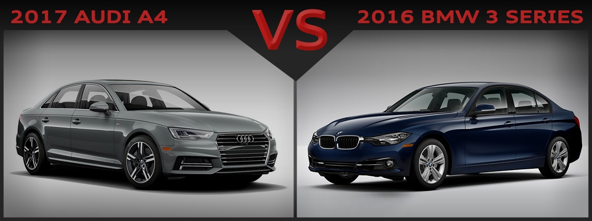 Compare Audi A A A Q To The Competition Asheville NC - Audi a series models