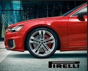 Receive $70 off the purchase of four eligible Pirelli tires