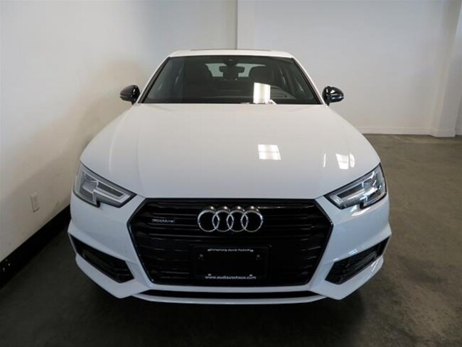 New 2018 Audi A4 For Sale at Audi Victoria   VIN: WAUFNAF42JA133525