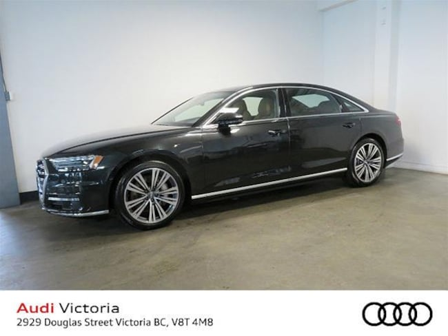 2019 Audi A8 LWB 3.0T Quattro 8sp Tiptronic Sedan