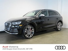 2019 Audi SQ5 3.0T Technik Quattro 8sp Tiptronic SUV