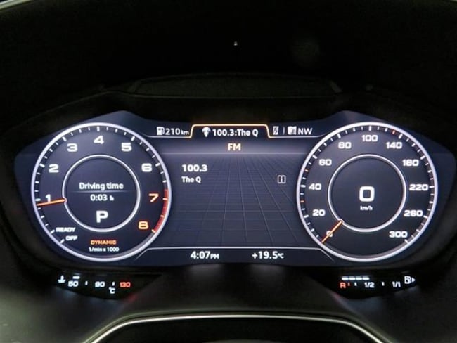 Used 2016 Audi TT For Sale at Audi Victoria   VIN: TRUT5CFV6G1026549