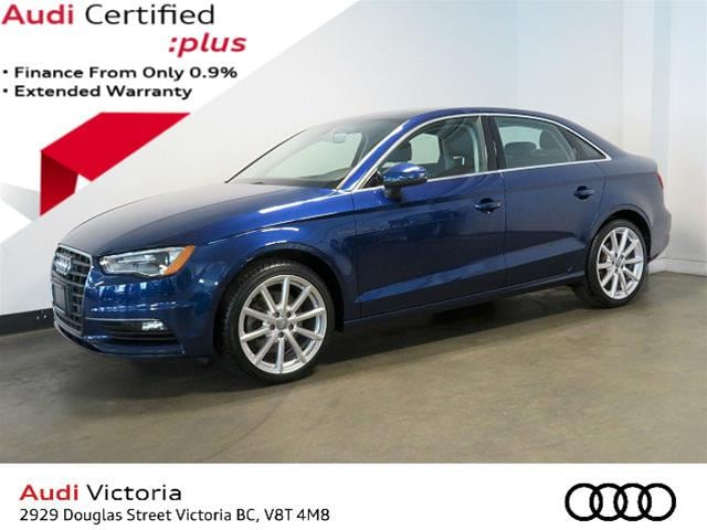 Used 2016 Audi A3 For Sale at Audi Victoria | VIN: WAUF8GFF7G1074184