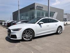 2019 Audi A7 3.0T Progressiv Quattro 7sp S Tronic Sportback