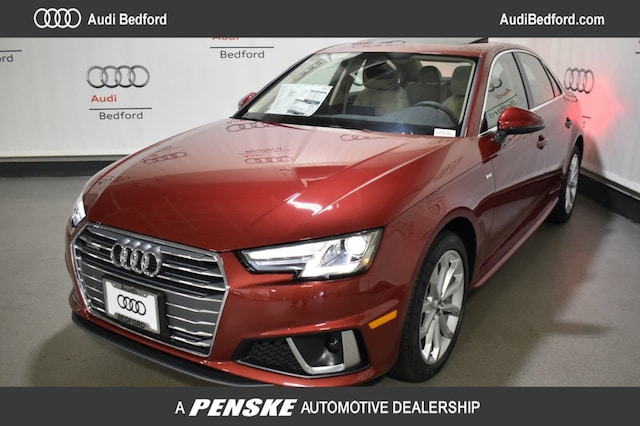New 2019 Audi A4 2.0T Premium Sedan for Sale in Bedford, OH