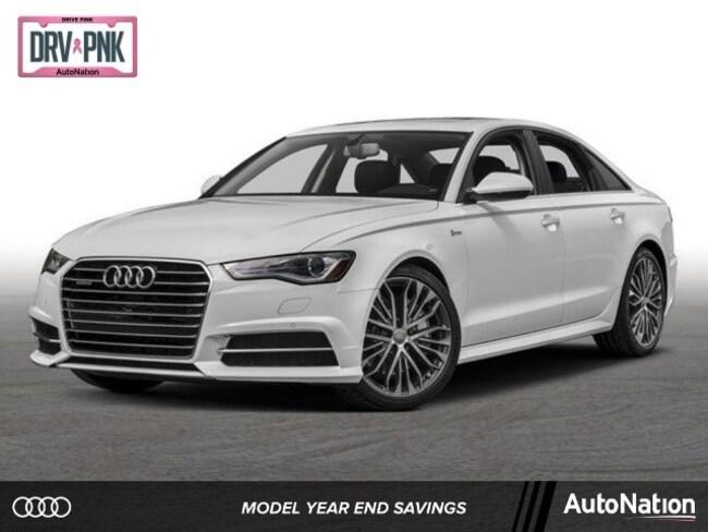 2018 Audi A6 2.0T Premium Plus Sedan