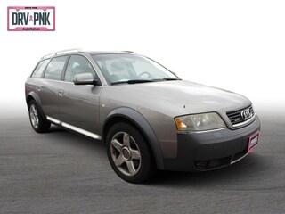 2005 Audi allroad 2.7T (A5) Wagon