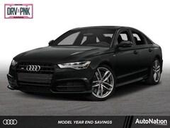 2018 Audi S6 4.0T Prestige Sedan