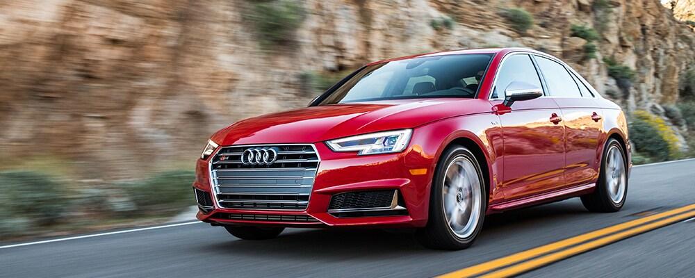 Audi Bellevue Upgrade Program