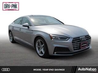 2018 Audi A5 2.0T Premium Plus Sportback