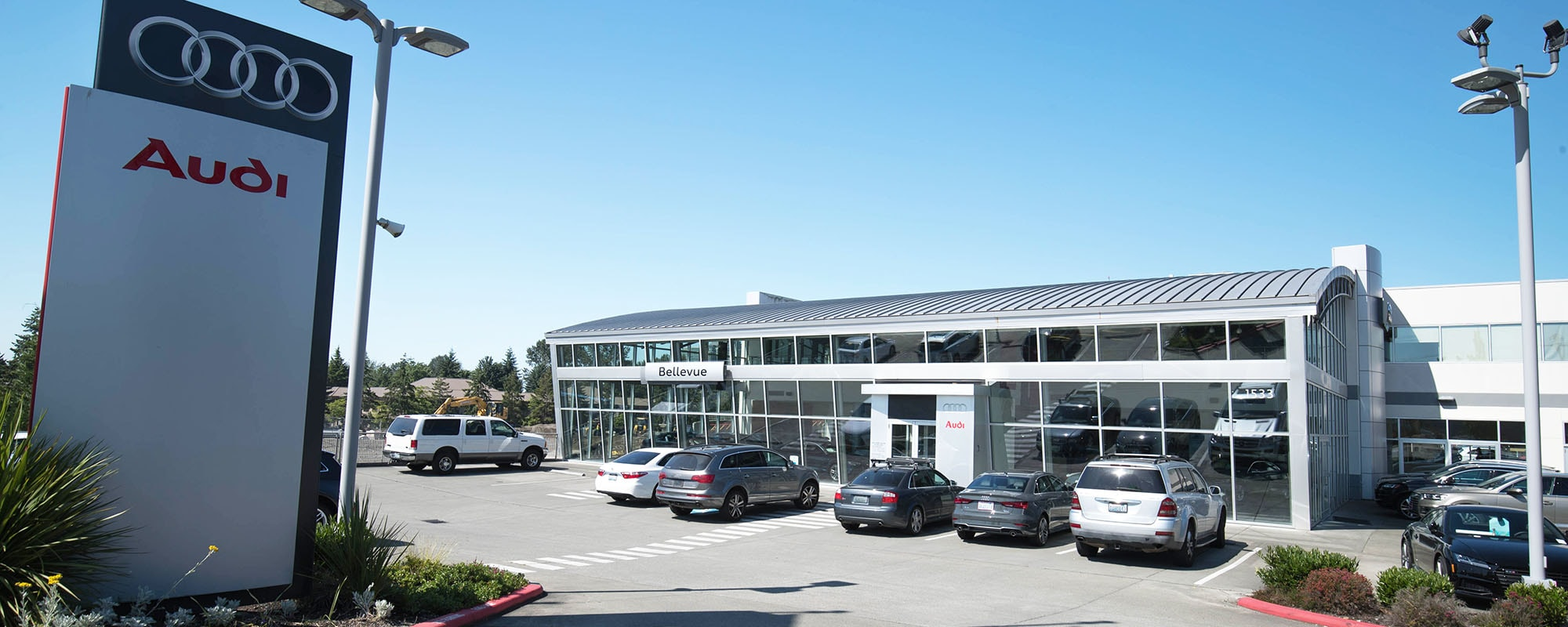 About Audi Bellevue Your Premier Bellevue Audi Dealer - Bellevue audi