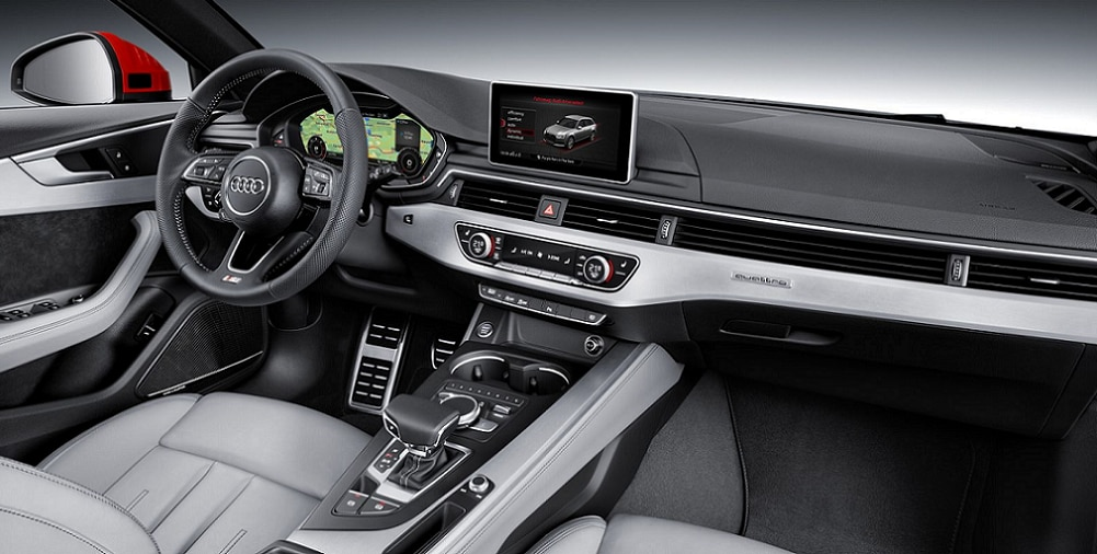 Captivating Interior Options Of The Used 2015 Audi A4 ...