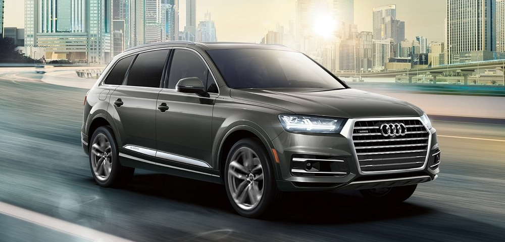2018 Audi Q7 for sale in Spokane Valley