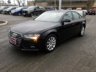 2014 Audi A4 2.0T Premium (Multitronic) Sedan