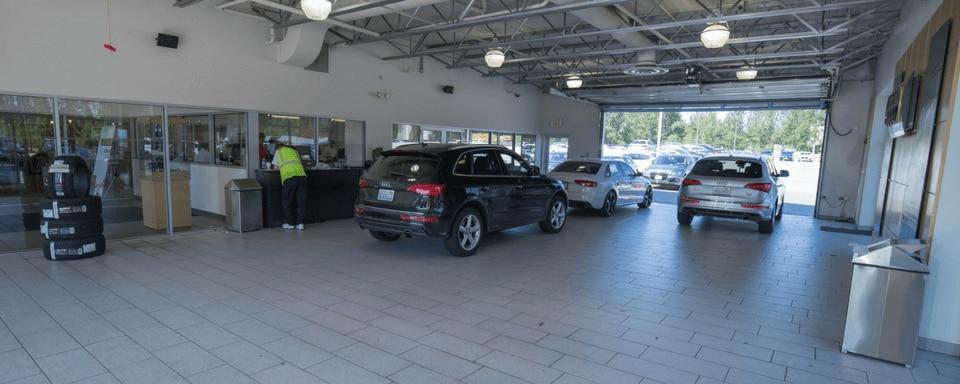 Audi Service Center In Bellevue WA Audi Bellevue - Cascade audi
