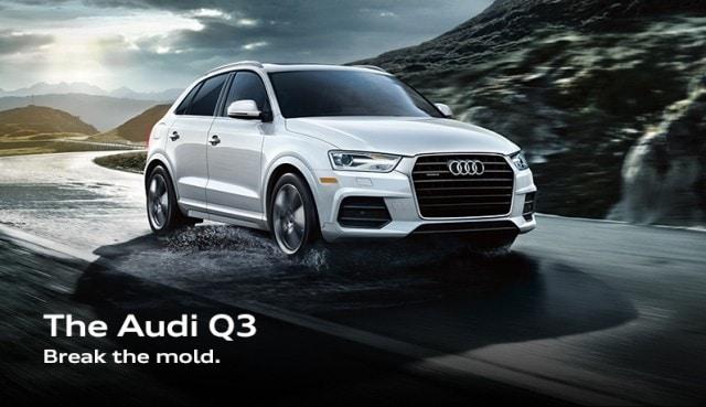 New Audi Q For Sale Audi Dealership Audi Bend - Audi q3 for sale
