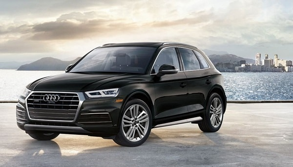 New Audi Q5 in Bend
