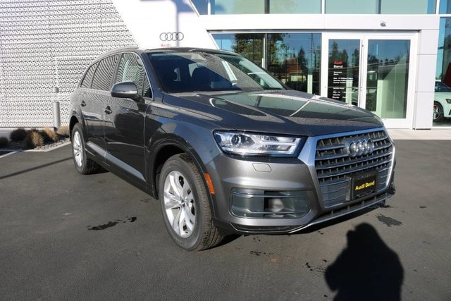 New Audi Q7 in Bend, Oregon | Audi Dealership | Audi Bend