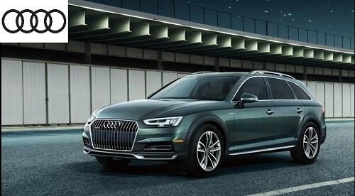 New Audi A4 Allroad In Bend Oregon Audi Dealership Audi Bend
