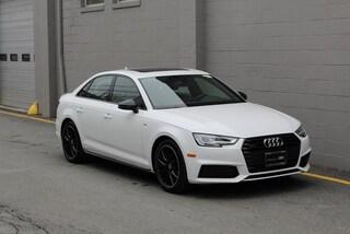 2018 Audi A4 2.0T Premium Plus Quattro Sedan