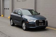 2018 Audi Q3 2.0T Premium Quattro SUV