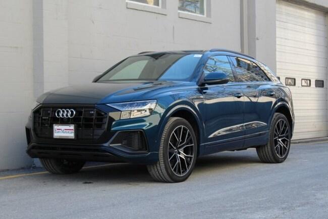 New 2019 Audi Q8 For Sale At Audi Bethesda Vin Wa1evaf17kd018577
