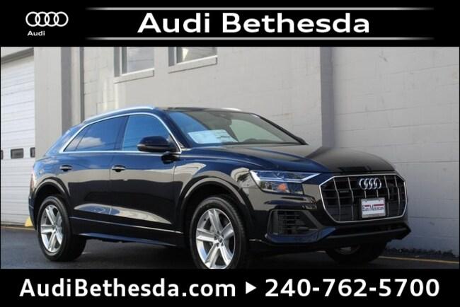 Used 2019 Audi Q8 For Sale At Audi Bethesda Vin