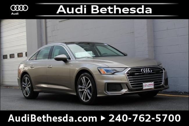 New 2019 Audi A6 For Sale At Audi Bethesda Vin Waul2af20kn047702