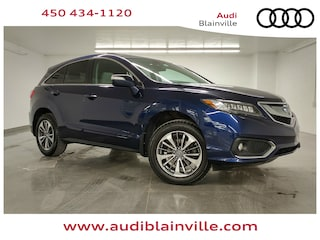 2017 Acura RDX Elite AWD TOIT + NAV VUS