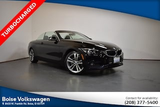 2019 BMW 4 Series 430i Convertible WBA4Z1C53KEE44757