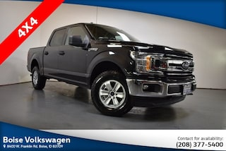 Certified Pre-Owned 2018 Ford F-150 XLT Truck 1FTEW1E50JKC87831 for Sale in Boise