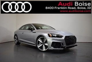 New 2019 Audi RS 5 2.9T Coupe for sale in Boise at Audi Boise