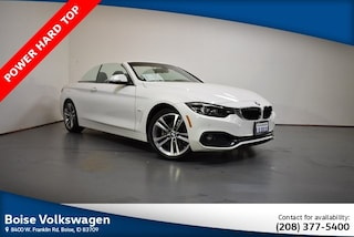 2019 BMW 4 Series 430i Convertible WBA4Z1C57KEE44700