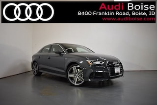 New 2019 Audi A3 2.0T Premium Plus Sedan for sale in Boise at Audi Boise