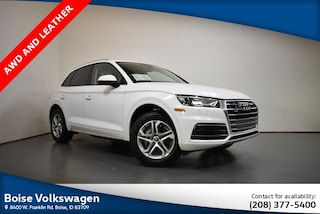Certified Pre-Owned 2018 Audi Q5 2.0T Premium SUV WA1ANAFY6J2101648 for Sale in Boise
