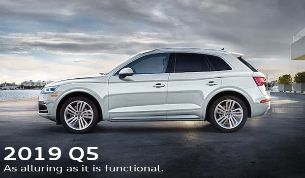 2019 Audi Q5 lease deals at Audi Boise dealership