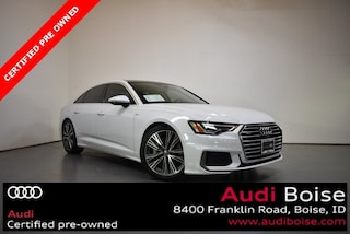 Certified Pre-Owned 2019 Audi A6 3.0 Sedan WAUL2AF20KN022489 for Sale in Boise