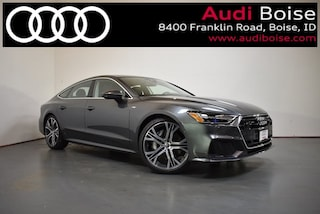 New 2019 Audi A7 3.0T Prestige Hatchback for sale in Boise at Audi Boise