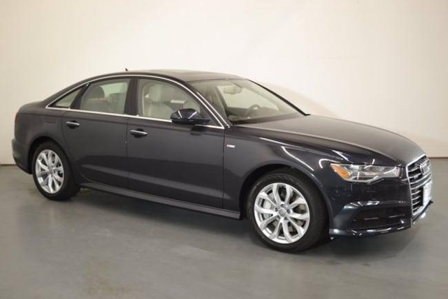 New 2018 Audi A6 2.0T Premium Plus Sedan For Sale in Boise, ID