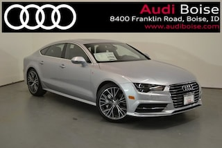 New 2018 Audi A7 3.0T Premium Plus Hatchback for sale in Boise at Audi Boise