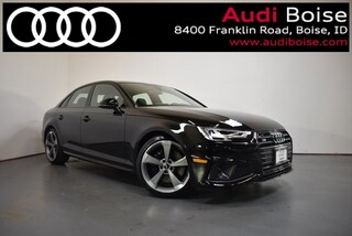 New 2019 Audi S4 3.0T Prestige Sedan for sale in Boise at Audi Boise