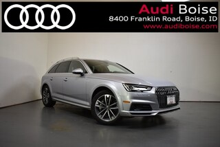 New 2019 Audi A4 allroad 2.0T Prestige Wagon for sale in Boise at Audi Boise