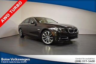 2016 BMW 5 Series 535i Xdrive Sedan WBA5B3C59GG258914