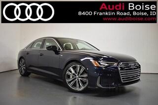 New 2019 Audi A6 3.0T Premium Plus Sedan for sale in Boise at Audi Boise