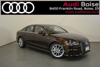 New 2018 Audi A6 2.0T Premium Plus Sedan for sale in Boise at Audi Boise