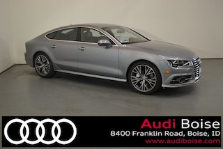 New 2018 Audi A7 3.0T Prestige Hatchback WAU23AFC7JN071463 for sale in Boise at Audi Boise